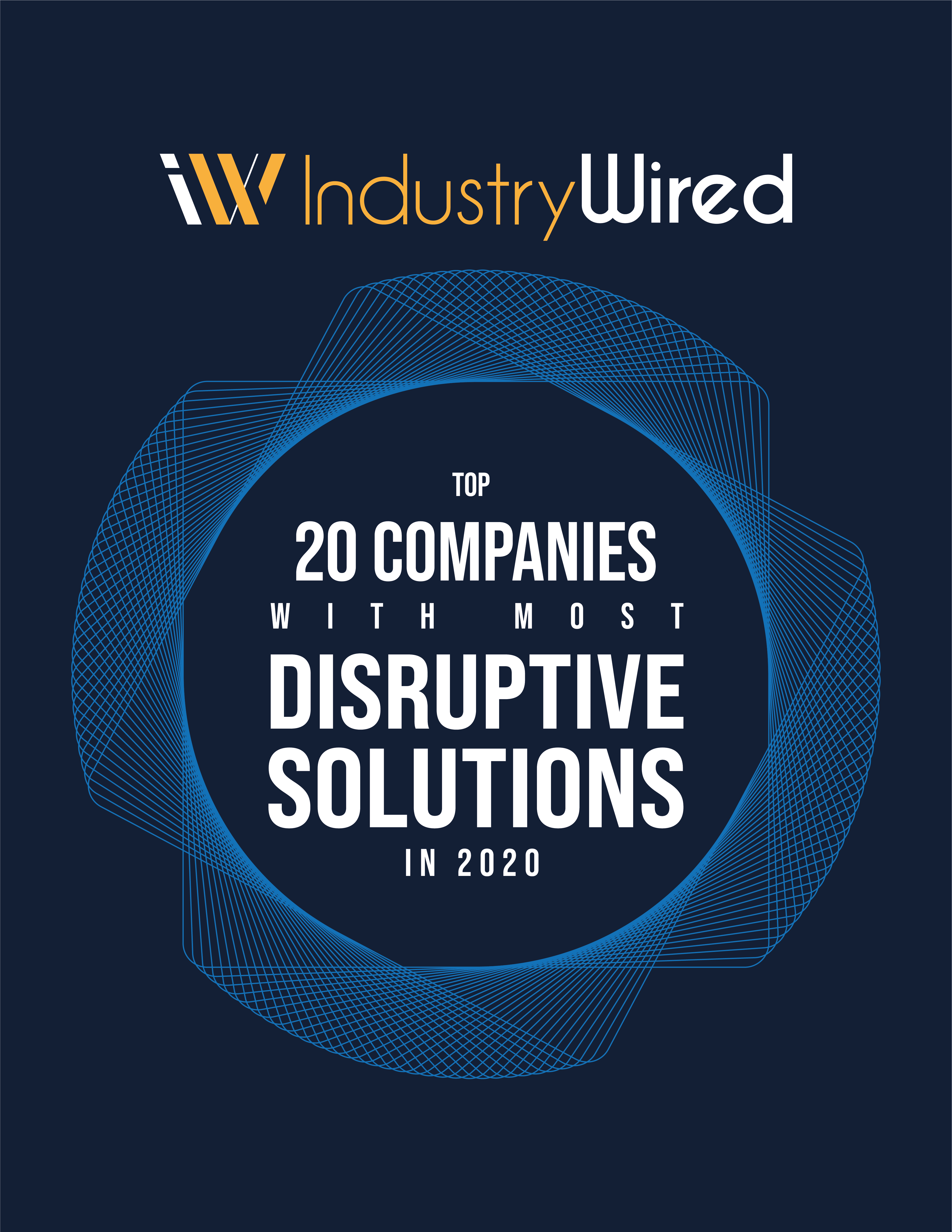 Top 20 Companies with most Disruptive Solutions in 2020